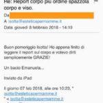 testimonianza report consigli