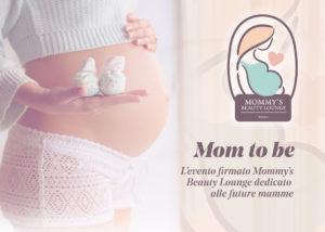 gravidanza evento mom to be